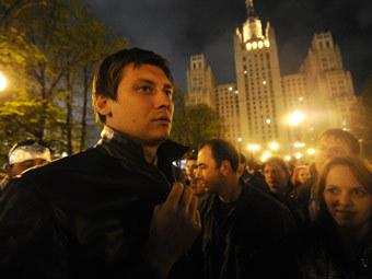 Прокуратура не поверила в майское задержание депутата Гудкова