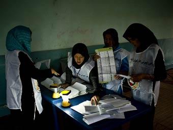 Президентские выборы 2014 года обойдутся Афганистану в $80 млн