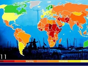 Самое нестабильное государство мира – Сомали