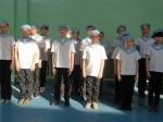 Магнитогорск: По плацу шагают школьные отряды