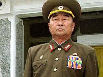 В Северной Корее новый министр обороны