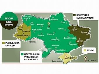 Официальный Киев никак не отреагировал на игру россиян в гражданскую войну в Украине