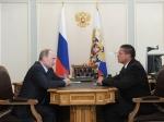 Путин назначил Улюкаева министром экономического развития