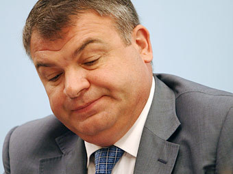 Бывший министр оборонного ведомства отказал в даче показаний