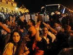 Парламентарии Болгарии в знак поддержки ночного протеста не вышли на работу