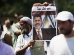 Сторонники Мурси организовали акцию протеста у каирского Министерства обороны
