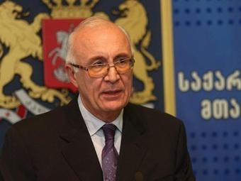 Грузия признала, что в военных конфликтах в 2008 году допустила ошибки