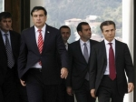 Высшее руководство Грузии вступило в словесную перепалку на официальном приеме
