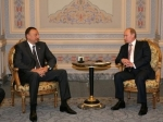 В Баку состоялись переговоры президентов России и Азербайджана