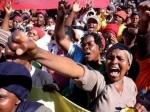 Забастовка в ЮАР набирает обороты
