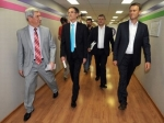 Кандидат в мэры Москвы Иван Мельников заинтересовался голосами Николая Левичева