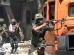 Сирийские войска штурмуют пригород Дамаска