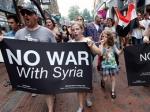 Большинство американцев против войны с Сирией