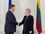 Советник литовского президента заявила о шантаже Януковича со стороны России