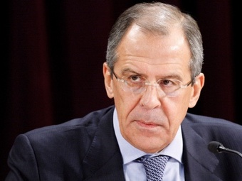 Лавров: мы рассчитываем, что Украина найдёт выход из кризиса конституционным путём