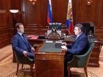 Жесткий разговор Д.Медведева с главой Минобороны