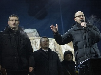 События в Украине активно обсуждают в западных СМИ