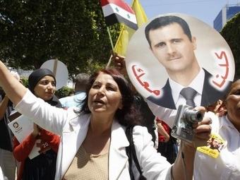 Башар Асад победил на президентских выборах в Сирии