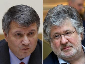 В следственном комитете РФ возбуждены дела против Коломойского и Авакова