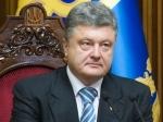 Порошенко намерен приостановить военные действия на юго-востоке Украины
