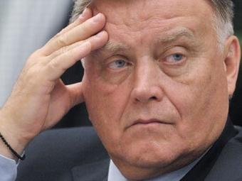 Глава РЖД В.Якунин из-за санкций отпуск проведет в российском санатории