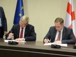 Грузинским парламентом было единогласно ратифицировано соглашение об ассоциации с ЕС