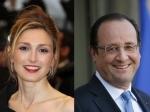 Французский президент Ф.Олланд планирует свадьбу с Жюли Гайе 12 августа