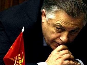Турчинов заявил о роспуске фракции коммунистов