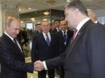 Путин и Порошенко пришли к соглашению о продолжении консультаций по газовому вопросу