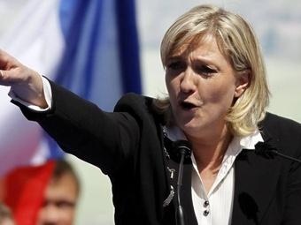 Во французский сенат впервые попал «Национальный фронт» Марин Ле Пен