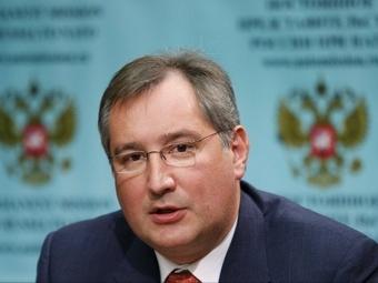 Рогозин: США отказали в размещении ГЛОНАСС