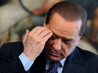 С. Берлускони оказался в больнице