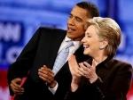 Обама предлагает Хилари Клинтон стать президентом