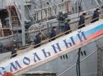 Российский экипаж «Мистралей» уже сегодня может отправиться домой