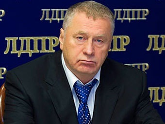 Лидер ЛДПР встретился с националистами