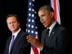 Американский и британский лидеры решили продолжить давить на Россию
