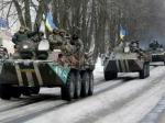 Киев: Украинская армия неведет боев срегулярными частями России