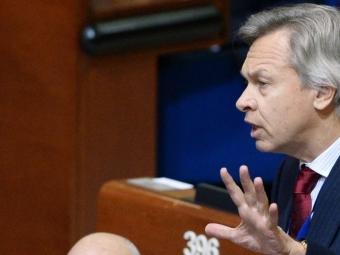 Комитет ПАСЕ поддержал поправку, лишающую Россию права голоса— Слуцкий
