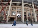 М.Хуснуллин: Строительные работы в«Лужниках» завершатся в2016г