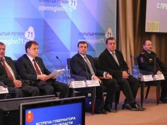 Владимир Груздев встретится спредпринимателями