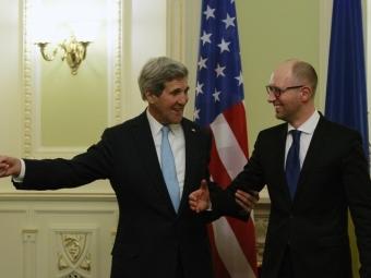 Керри: США выделят Украине $1 млрд кредита для проведения реформ