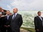 В.Путин побывал в эко-городе Новое Ступино