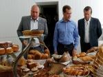 Д.Медведев обсудил в Тамбовской области ситуацию на зерновом рынке