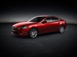Mazda начинает продажи обновленных Mazda 6 иCX