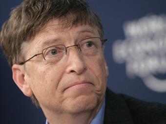 Билл Гейтс продал акции Microsoft