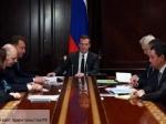 Накомпенсаций недополученных доходов бюджета будет потрачено до500 млрд рублей изРезервного фонда— Медведев