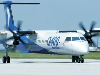 Компания Bombardier отложила производство вРоссии самолетов Q400
