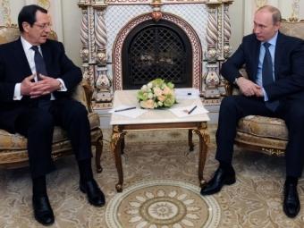 Россия будет помогать Кипру вликвидации последствий кризиса— Путин