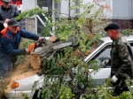 Правительство России выделило 583 млн рублей навыплаты пострадавшим отурагана дончанам