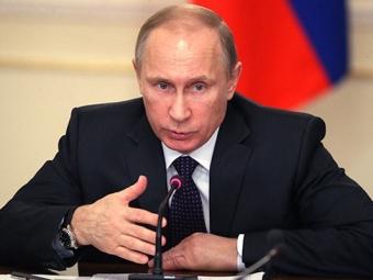 Путин всреду обсудит счленами правительства меры для устойчивого роста экономики